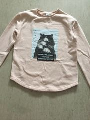 Pullover Mädchen Gr 140