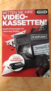 Retten Sie Ihre Videokassetten Vhs