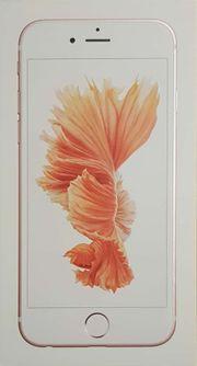 iPhone 6s Verpackung OVP