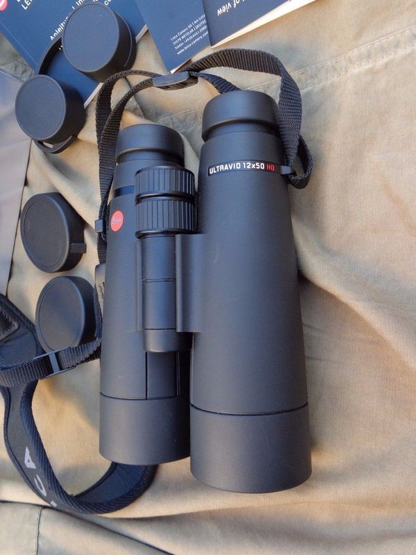 Leica Ultravid Fernglas 12x50 HD