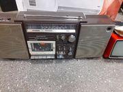 Siemens Kassetten und Radio deck
