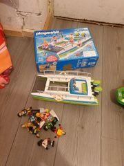 Playmobil Glasbodenboot