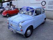 Frontscheibe - Windschutzscheibe FIAT 600 600