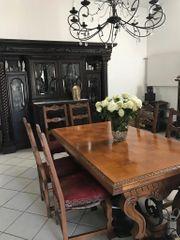 Tisch für 6-10 Personen