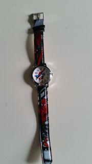 Spiderman Uhr Reserviert