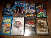 Kinder VHS