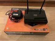 D-Link Wlan Router Modem Wireless