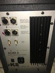 KS Boxen ADM 3 mit