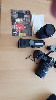 Spiegelreflexkamera Canon T 50