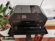 Drucker Pixma MX725 nehme an