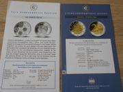 32 Euro Münzen Spanien 2012