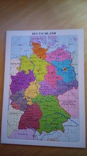 Deutschland - Puzzle