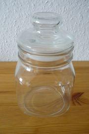 Aufbewahrungs-Glas
