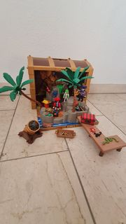 Playmobil Piratenkoffer