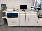 Digitaldrucksystem Xerox J75 Inkl Broschürenfimisher