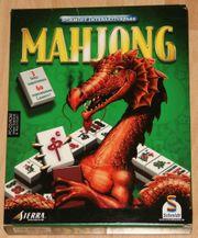 CD-ROM - Mahjong - PC-Spiel - Strategie-Spiel - ab