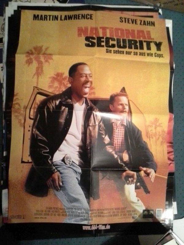 2003 Orginal Film Plakat National