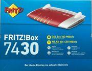 Gebrauchte Fritz Box 7340 40EUR