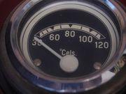 Ölthermometer VDO für Motorrad