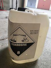Schwefelsäure 96 5 Liter Kanister -