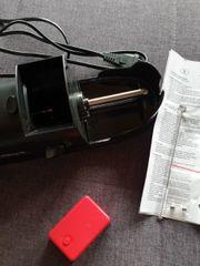 Powerfiller Stopfmaschine mit Zubehör
