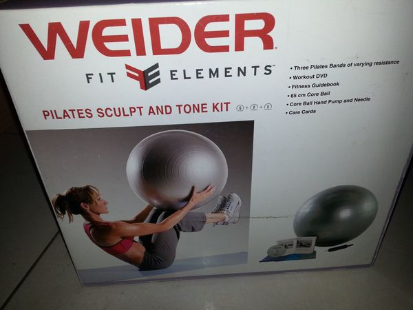 Weider Pilates Sport Kit