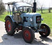 Traktor Eicher Oldtimer BJ 1952 -