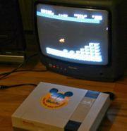 Nintendo NES Quelle Aufkleber