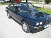 BMW E30 Automatik 324d mit