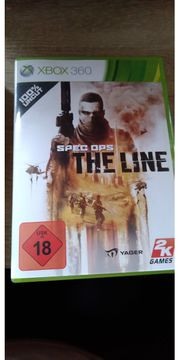 Spec ops the Line xBox