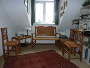 Antiker Norddeutscher Stuhl