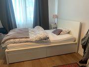 Ikea Bett 140x200 Lattenrost 4
