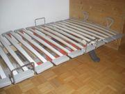 SwissFlex Bett mit Lattenrost und