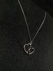 Herzen Halskette Handgemacht