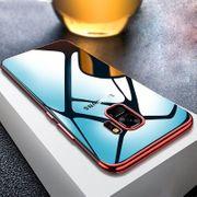 Transparent Schutz Hülle fürs Samsung