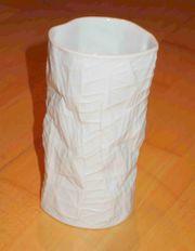 rundovale Vase Rosenthal 16 cm