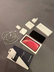 iPhone Xr 128gb Rot mit