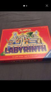 Verrücktes Labyrinth Junior