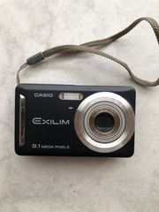 Digitalkamera Casio schwarz