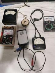 Alte Messgeräte oder Ähnliches