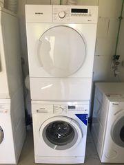 Verkaufen wenig genutzte Siemens Waschmaschine