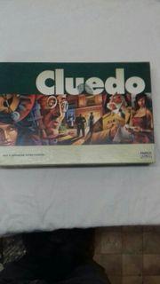 verkaufe Cluedo