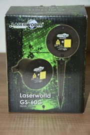 Gartenlaser LASERWORLD grün GS-60G Super