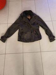 Khujo Jacke schwarz Größe XL