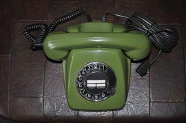 Sonstige Telefone - Telefon mit Wählscheibe