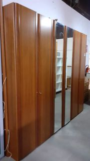 Kleiderschrank 270x230x60 6 türig - HH11059