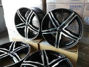Schwarz Poliert Audi A4 A5