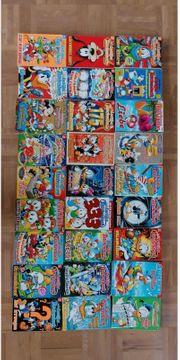 Taschenbücher Set LTB Donald Duck