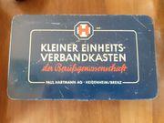 Oldtimer-Verbandskasten