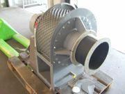 Ventilatorenanlage für Belüftungssystem Siemens